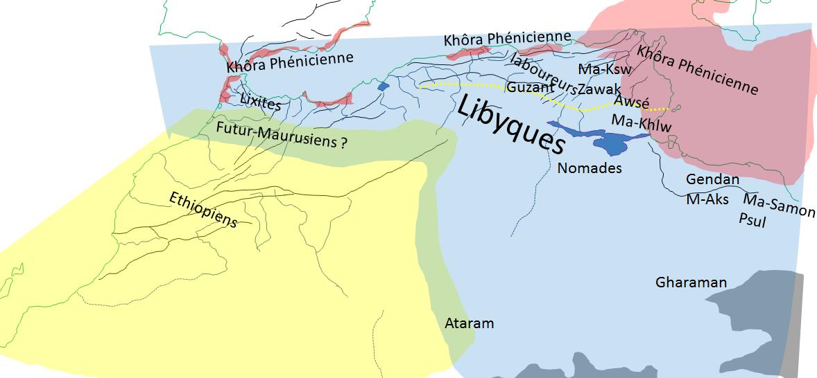 Libye pré-romaine